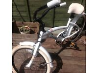 Cruiser bike 22 inch West Coast Limited Bike