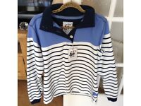 Reduced Price Brand New Ladies Lazy Jacks Polo Shirt Size 12 With Tags