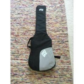 Bass guitar pro bag