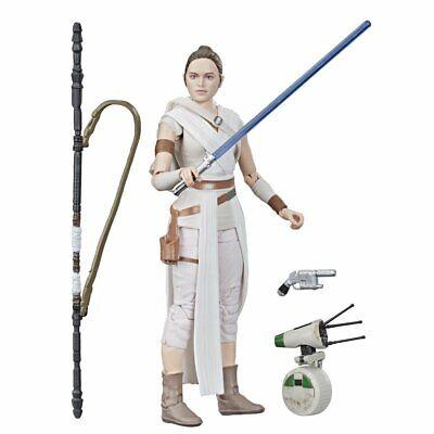 Hasbro Star Wars The Black Series Rey & D-O Action Figure