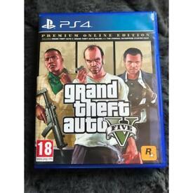 PS4 Grand Theft Auto Five