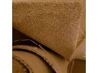 Beige Carpet Roll