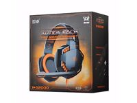 G2000 Kotion Each Gaming Headphones (With box, brand new)