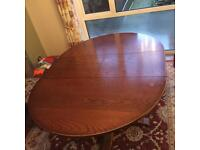 Old Charm extending table