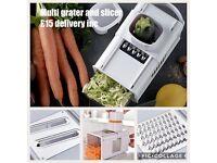 grater and slicer