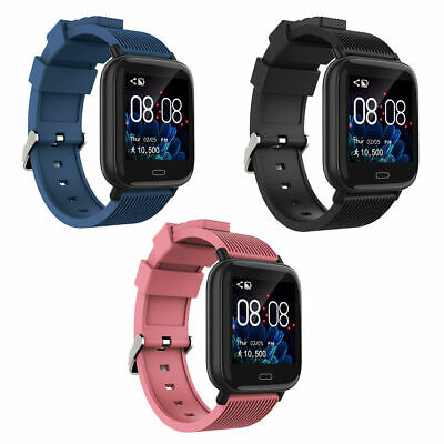 G20 Fitness Tracker Smart Watch with Blood Pressure and Heart Rate Monitor IP67