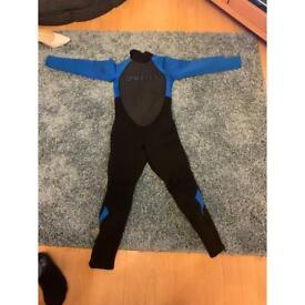 Boys O'Neill wetsuit