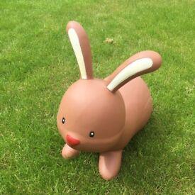 ELC rabbit hopper bouncing bunny