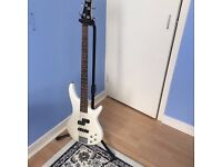 Bass - Ibanez GSR200 (active pickups - practically not used with new D'Addario strings)