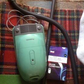 PANASONIC VACUUM CLEANER WITH FITTINGS