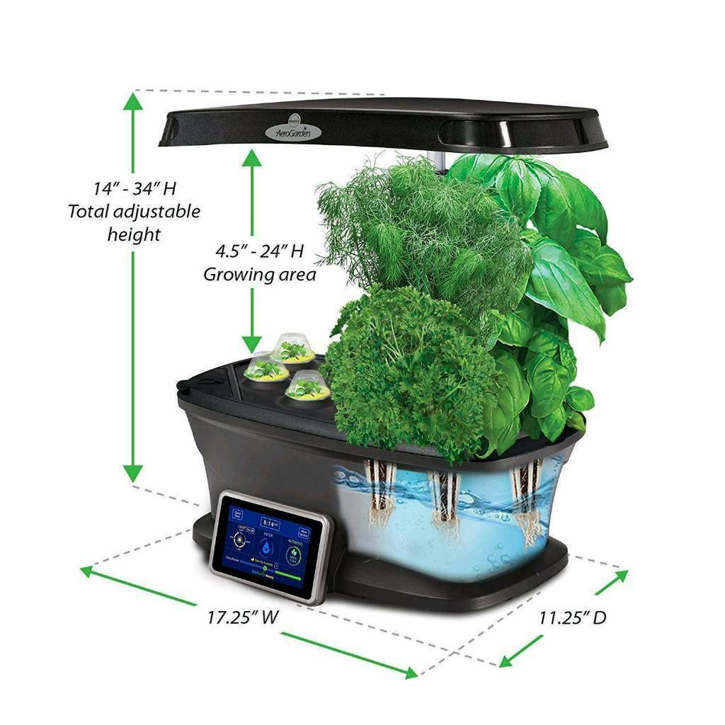 Miracle-gro aerogarden Bounty 9 pod new and unused | in Luton, Bedfordshire  | Gumtree