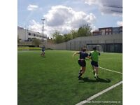 We're looking for the best 7 a-side team in South London. Sign up now. Games on 3g pitch w FA refs