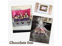 Personalised photo frames, sweet boxes or wooden crafts