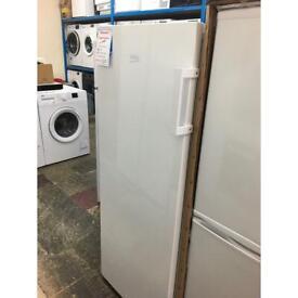 Tall beko freezer new graded 12 month gtee