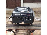 S.i.p. Madusa1000 suitcase generator. (4stroke)