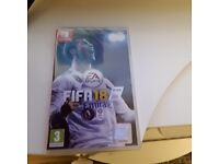 FIFA 18 Game for Switch *** Brand NEW ***