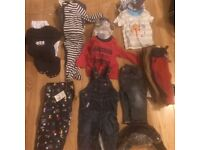 Various boys 6-9 months clothes