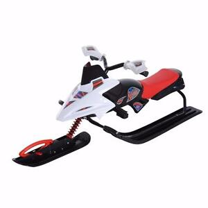 Snow Mobile Scooter Outdoor Winter Sled Motor Exciting Children