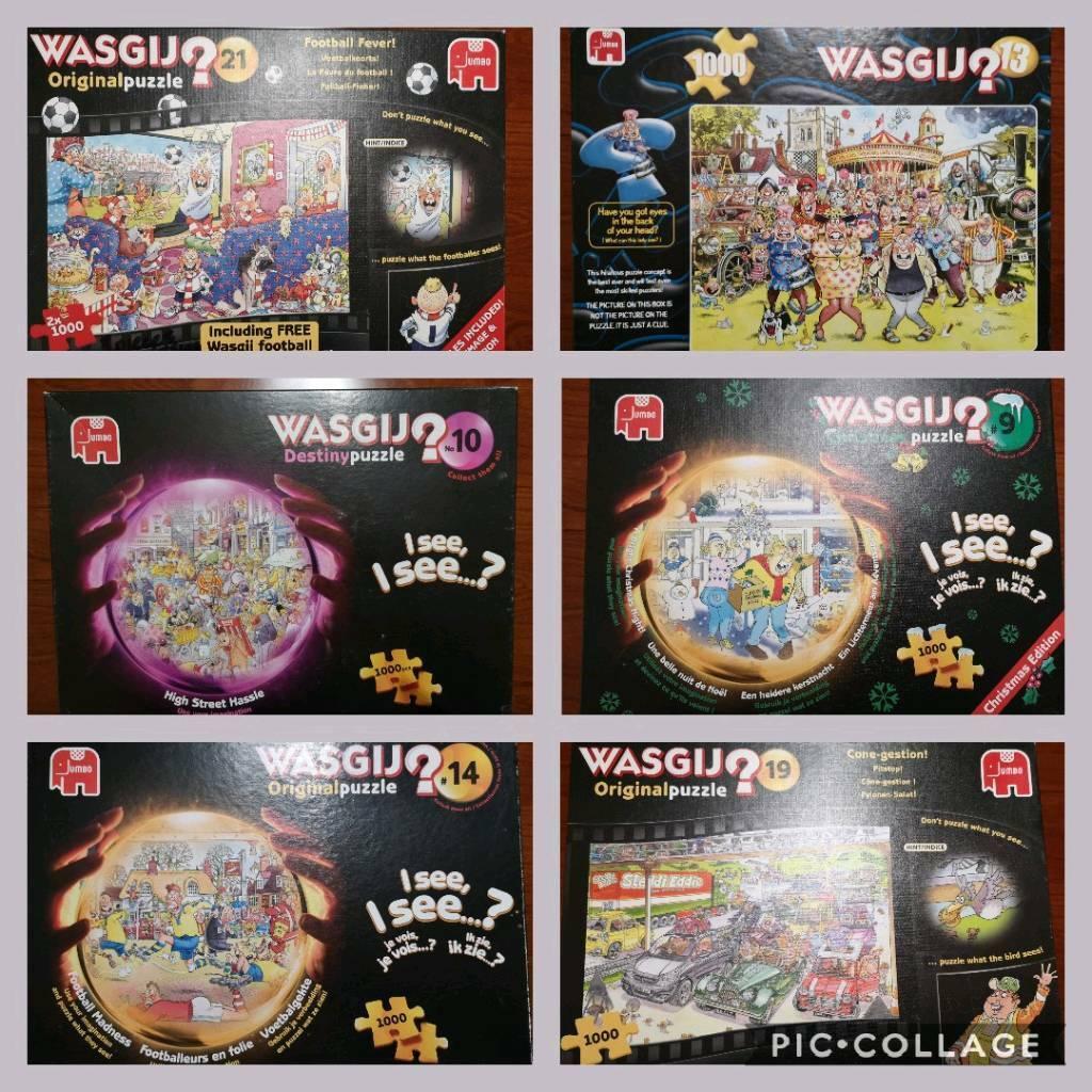 Jigsaw Wasgij | in Perth, Perth and