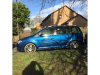 Volkswagen Touran Bluemotion SE 7 seater