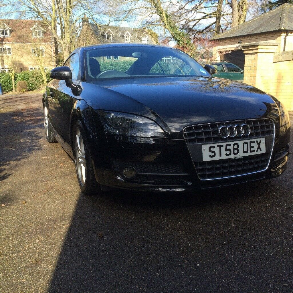 Audi TT FSI 2.0 (Black) LOW MILAGE