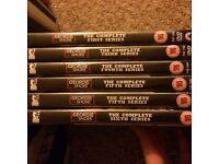 Geordie Shore DVDs