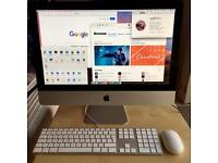 "Apple iMac 21.5"" macOS Sierra 500GB, 4GB, 2.5GHz core i5"