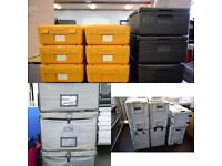 Catering hot / cold commercial storage boxes