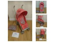 SALE MASSIVE STOCK CLEARANCE baby weavers girls pushchair