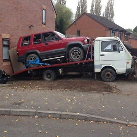 vw recovery truck lt35 3.5t for sale