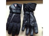 Hein Gericke Motorbike Gloves size small