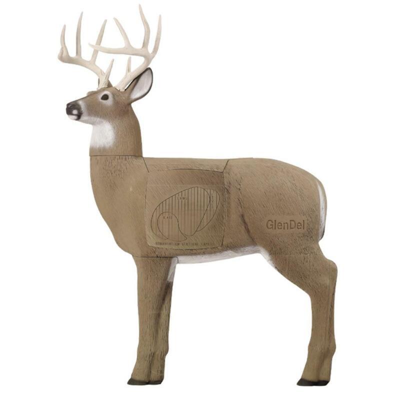 GlenDel Full-Rut Buck Target