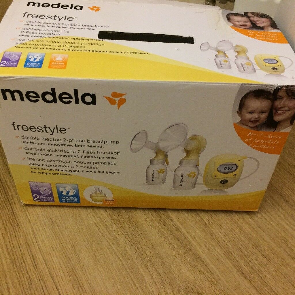 Madela Breast Pump FREESTYLE