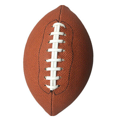 29.5cm PU Schaum American Football Ball Kinder Outdoor Leder Spiele Sport