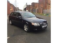 Audi A4 2L turbo petrol 6speed drives and pulls well good clean car never let me down 1800 cheap car