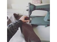 Seamstress to do alterations and other sewing services