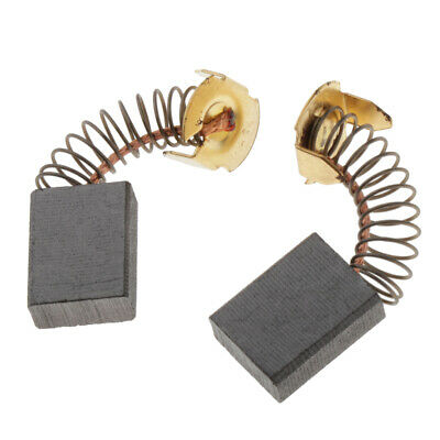 1 Pairs Carbon Brushes Replacement For Electric Motor 6.5 X 13.5 X 18mm