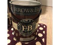 Farrow and ball 5 ltr estate emulsion - ammonite