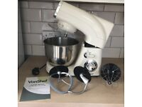 VonShef Stand Food Mixer With All Attachments & Instruction Manual