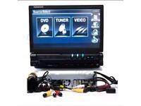 Kenwood KTV Dvd Car Stereo