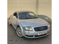 2002 Audi TT 1.8 T Quattro 225 BHP - Open To Offers