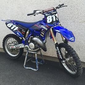 YZ125 (Cr rm kx ktm)
