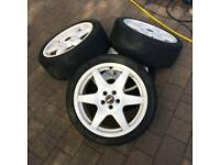 Speedline comp 2 alloys 5x100