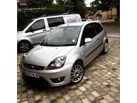 For Fiesta Zetec S, 2007, Genuine 84k