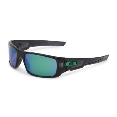 Oakley Herren Sonnenbrille  Schwarz UV3 Schutz  CRANKSHAFT