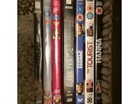DVDs single and box sets