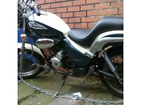 GILERA COGUAR 125cc,MOTORBIKE,MOTORCYCLE