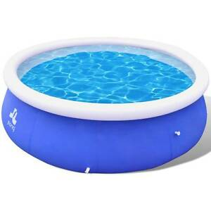 Inflatable Swimming Pool Blue 300 x 76 cm(SKU90534)vidaXL Mount Kuring-gai Hornsby Area Preview