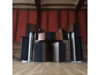 KEF QSeries HiFi Sound System