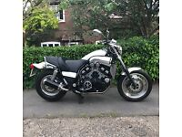 Yamaha VMAX 1200 Max Power with Stage 7 kit + Extras